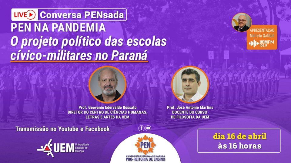 O projeto político das escolas cívico-militares no Paraná